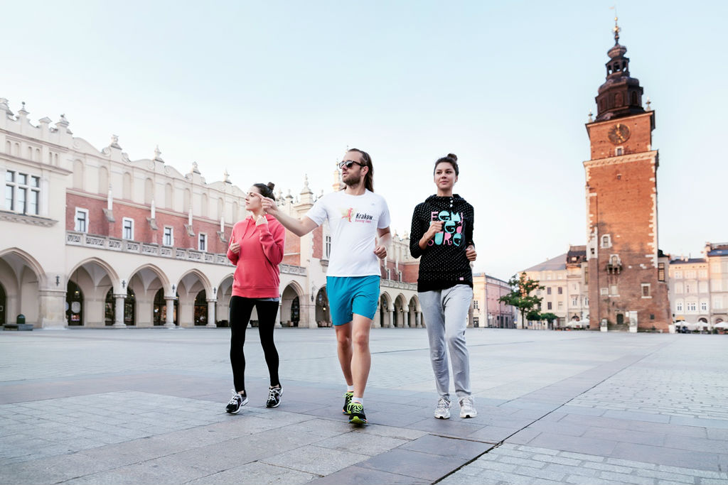 BEST OF KRAKOW - private run - Our Bestseller!